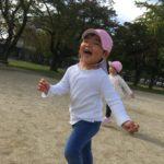 公園に行ってきたよ☆仙台市太白区~りっきーぱーく保育園あすと長町~
