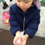 今日も元気にお外で遊んだよ~仙台市太白区~りっきーぱーく保育園あすと