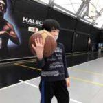 バスケイベント 2021-02-21 INハレオドーム