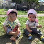 今日もお散歩行ったよ♪ 仙台市太白区~りっきーぱーく保育園あすと長町~