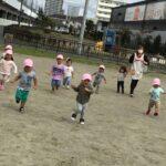 元気に戸外遊び! ~仙台市太白区りっきーぱーく保育園あすと長町~